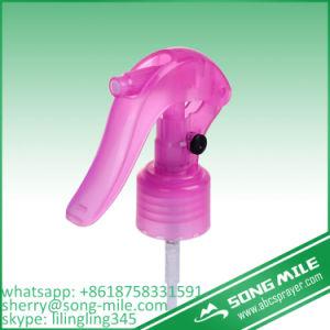 Upside Down Mirco Mini Trigger Sprayer Plastic Screw Cap for Bottles pictures & photos