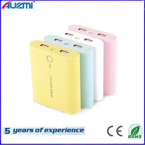 Dual USB 8000mAh Power Bank for Mobile Phone