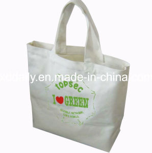 Shopping Canvas Tote Fashion Bag for Woman pictures & photos