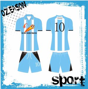 Hot Sale Customized Design Europe Club Football Jersey Uniform Wholesaler pictures & photos