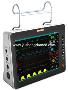 12.1/15′′′ Color TFT LCD Screen Medical Equipment Patient Monitor pictures & photos