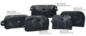 Professional High Quality Fashion Traveling Cosmetic Bag for Man
