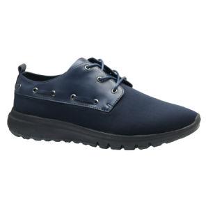 Spandex Bunion Men Casual Shoes Soft Footware pictures & photos