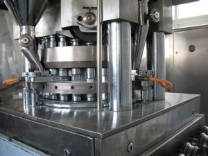 Zp-23 Rotary Tablet Press Machine of, Tea, Coffee, Seasoning, Desiccant pictures & photos
