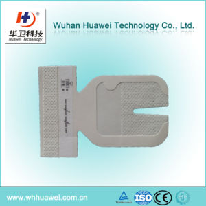 Disposable Surgical U Shape Sterile IV Cannula Fixing Medical Dressing pictures & photos