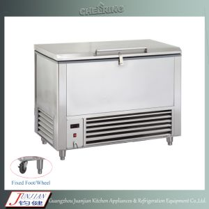 Commercial Stainless Steel Chest Blast Freezer Chiller pictures & photos