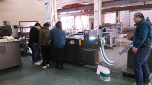 Roll to Roll Screen Printing Machine Made in China pictures & photos