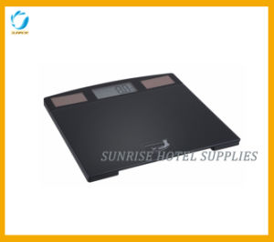 New Design Solar Weighing Scales Bathroom Scales pictures & photos