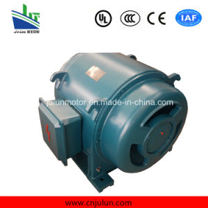 Js Series Low Voltage AC Three Phase Asynchronous Motor Crusher Motor Js136-8-180kw pictures & photos