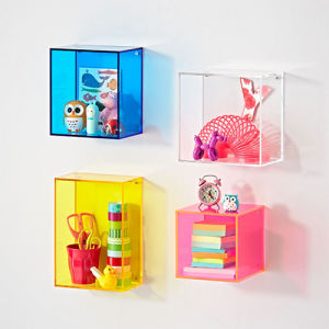 OEM/ODM Acceptable Acrylic Jewelry Showcase/Perspex Cosmetic Display Holder pictures & photos
