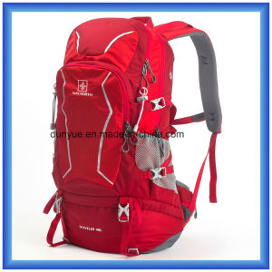 Hot Sale 40L Nylon Mountaineering Backpack, Outdoor Hiking Backpack Bag, Multi-Functional Custom Travel Climbing Backpack L pictures & photos