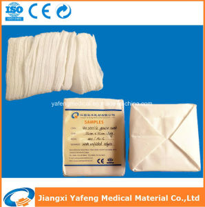 Ce Approved China Hot Sale Absorbent Gauze Swab pictures & photos