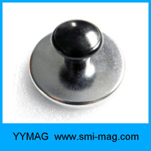 Metal Plated Office Magnetic Button pictures & photos