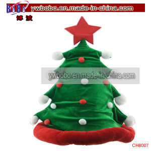 Christmas Gift Christmas Tree Hat Carnival Party Promotional Hat (CH8007) pictures & photos