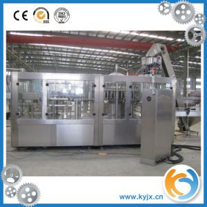 Automatic Carbonated Beverage Bottling Juice Bottling Machine pictures & photos