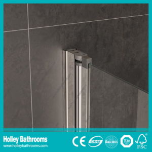 Aluminium Walk-in Shower Screen with Clear Tempered Glass (SE931C) pictures & photos