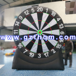 PVC Material Giant Inflatable Dart Board for Kids/Inflatable Soccer Dart Football Darts Board pictures & photos