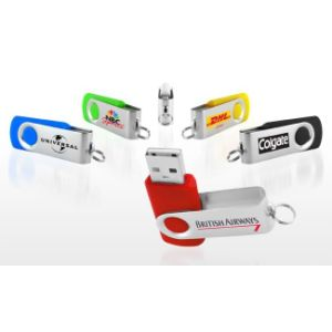 Promotional Swivel USB Flash Drive Colorful Bulk Cheap Thumb Drive 2GB 4GB 8GB Sticks pictures & photos