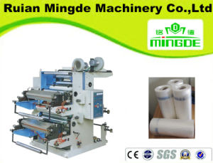 1-4-Colour Flexible Printing Machine, Vest Bag, Box Bag, T-Shirt Bag Printing Machine pictures & photos