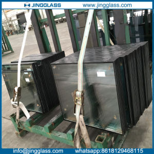 Argon Gas Filled Double Glazed Laminated Glass for Curtain Wall pictures & photos