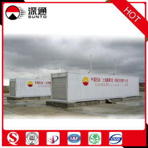 Anti-Explosion Fire Board Design Assembled Skid Station LPG Station pictures & photos