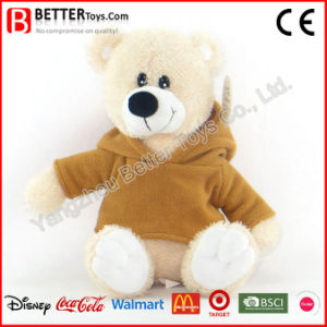 New Soft Toy Plush Bear Wearing Cloth pictures & photos