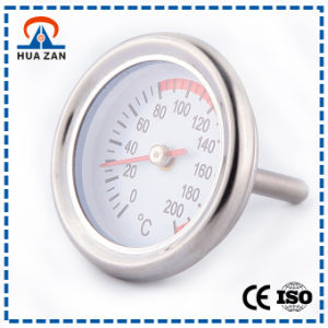 Custom Mini Analog Oven Temperature Gauge Mechanical Temperature Gauge Prices pictures & photos