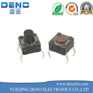 Tact Switch Tactile Switch for Information Equipment Products pictures & photos