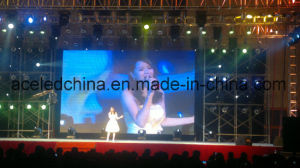 Die-Casting Aluminum Indoor Rental LED Display/ HD LED Screen/LED Video Wall P3.125 pictures & photos