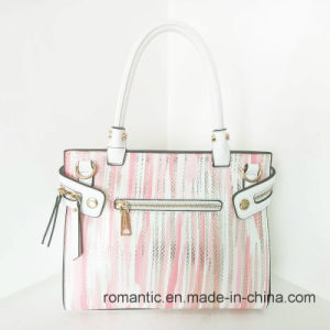 China Supplier Fashion Lady PU Snake Handbags (LY060235) pictures & photos