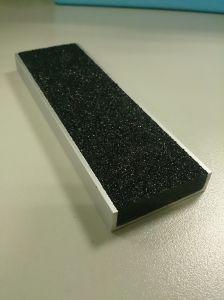 Safety Carborundum Stair Nosing Strips For Granite