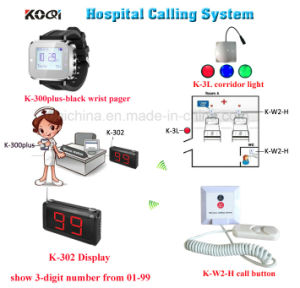Smart 100% Original Clinic Calling Set Hospital Nurse Call System pictures & photos