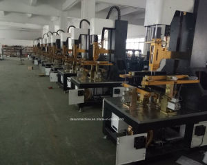 Semi-Automatic Rigid Box Wrapping Machine Yx-450 pictures & photos