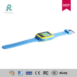 Personal GPS Smart Watch Tracker for Child Colorful Display Water Resistant R13s pictures & photos