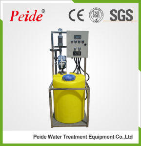 Liquid Chemical Dosing System for Indoor Pool pictures & photos