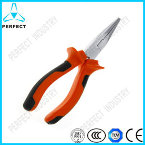 Multi-Purpose CRV Steel Long Nose Pliers pictures & photos