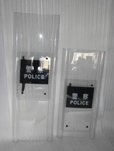 Combinate Plastic Riot Shield pictures & photos