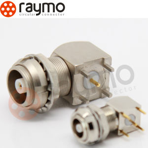 50ohm Half Moon Ffa-1s-250-Clac52 Push Pull Circular Electrical Metal Connectors pictures & photos