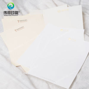 Hot-Stamping Offset Printing Stationery / Letter Paper pictures & photos