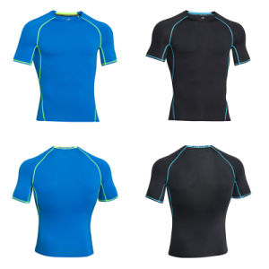 OEM Gym Wear T-Shirt Fitness Sport Dry Fit T-Shirts pictures & photos