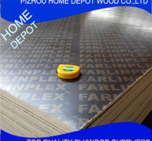 Wholesale Filmfaced Plywood with Competitive Price From China Factory pictures & photos