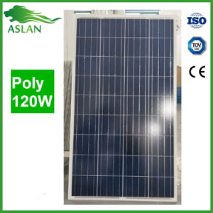 Low Price 120W Polycrystalline Solar Panel /Lamp pictures & photos