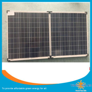 Solar Panel with Inverter and AC, DC Port pictures & photos