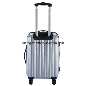Bw246 2017 Hot Wheeled Trolley Cases PP Luggage pictures & photos
