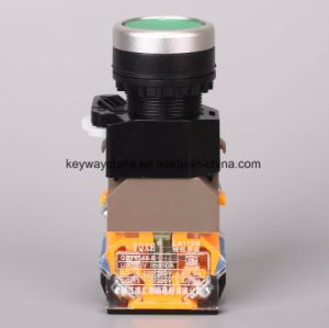 Keyway La118m Series 22mm Illuminated Push Button Switch pictures & photos