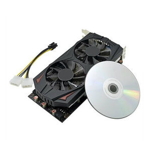 Nvidia Geforce Gtx550ti Graphic Card 128bit 1GB DDR5 Gaming Graphic Card pictures & photos
