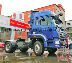 Sinotruk Man Engine 4*2 Homan Tractor Truck pictures & photos