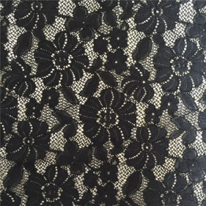 Fashion High Quality African Swiss Lace Fabric pictures & photos