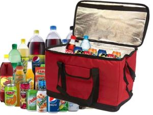 Extra Large Shopping Outing Food Drink Lunch Cooler Picnic Bag pictures & photos