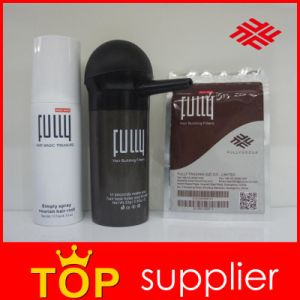 Black Hair Care Products Wholesale Fully Hair Building Fibers pictures & photos